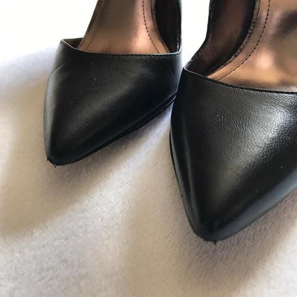 BCBGeneration Shoes - BCBGeneration black heels.
