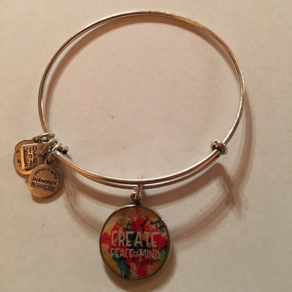 16 off alex ani jewelry alex and ani create peace of