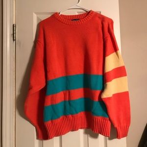 80s vintage sweater