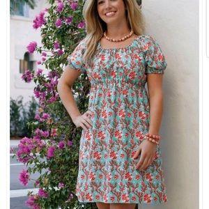 Angela Moore Dresses & Skirts - NWT Angela Moore coral reef dress sz M