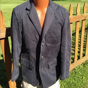 J Crew Mens Casual Sports Jacket Blazer Size M