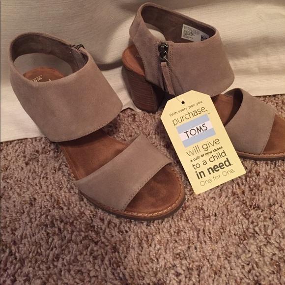 a62a0c6d9f7f Tom s Desert Taupe Suede Majorca Cutout Sandals