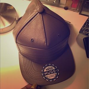Other - LEATHER HAT