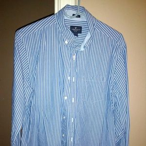 🎇Like New🎇 American Eagle Men's Polo