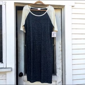 NWT Lularoe Julia dress 2xl