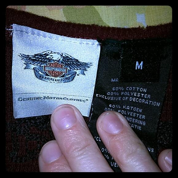 Harley-Davidson Tops - CCO *Harley-Davidson Thermal*