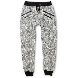 American Stitch Other - Black and White Joggers