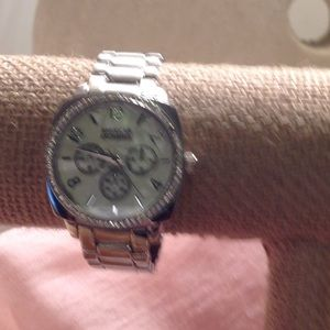 American Exchange Accessories - AMERICAN EXCHANGE Silver Watch