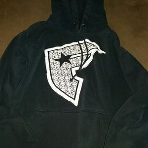 Famous Stars & Straps Other - Famous Stars & Straps black hooded sweatshirt. XL