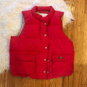Denim & Supply Ralph Lauren Jackets & Blazers - Ralph Lauren red denim and supply vest!!