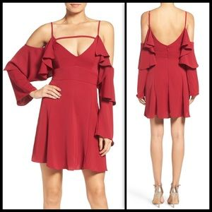 Bardot Dresses & Skirts - BARDOT 🍷 Becca Dress NWT