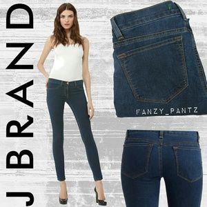J Brand Denim - J Brand 901 legging stretch skinnyjeans 'Sable' 27
