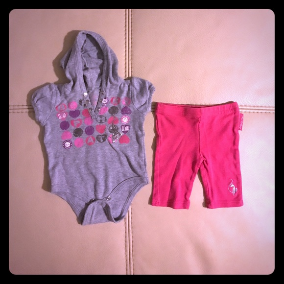 Baby Phat Clothes Magnificent Baby Phat Matching Sets Baby Girl Clothes Poshmark