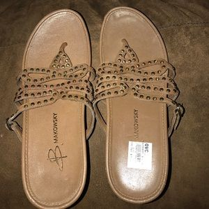 B Makowsky Shoes - B Makowsky Woman's Sandals 8.5 NEW❤️️👡