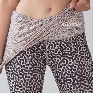 lululemon athletica Pants - ⚡️HP⚡️Wunder Under Pant*SE Dance AWNY/DTTY NWT/8