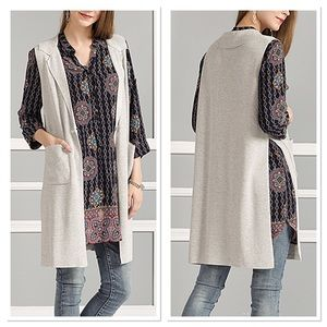 🌺Coming🌺 Heather Gray Long Vest