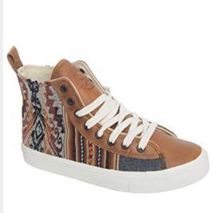 Inkkas Shoes - Inkkas Cusco High Top Sneakers
