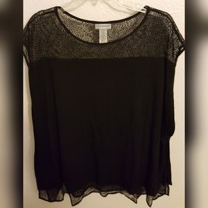 Catherines Tops - Catherines size 18/20 lace top