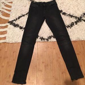 Zara Skinny Jeans - Black