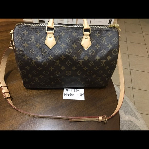 50da018c6c69 Louis Vuitton Handbags - 🔥 🔥 Black Friday sale!!! LV Speedy b 35