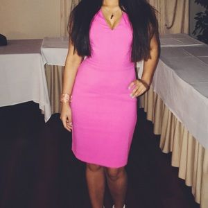 Banana Republic Pink Short Dress