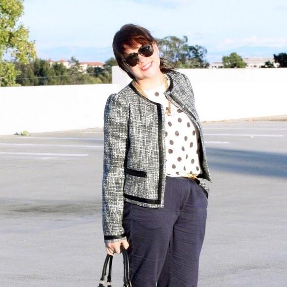 Maurices Jackets & Coats - Grey Boucle Jacket