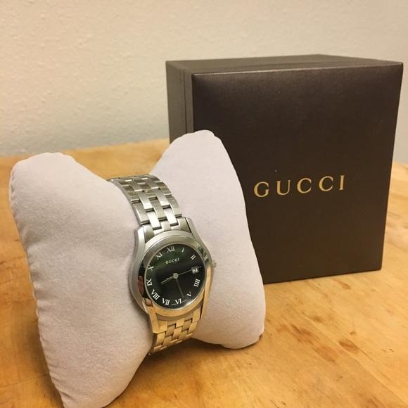 294ed7bb7ba Gucci Accessories -  SALE  Gucci 5500M Women s Watch