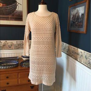 Tibi Dresses & Skirts - Tibi Crocheted Dress Size Small