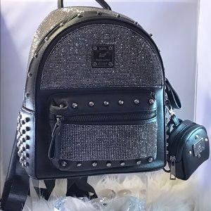 Handbags - Bling Mini Backpack