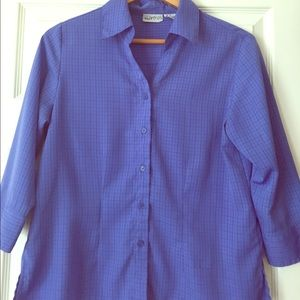 Apparenza Tops - 3/4 Sleeve Button Down