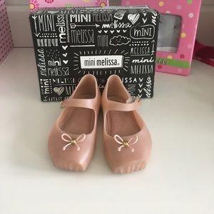 Mini Melissa Other - Mini Melissa toddler shoes!