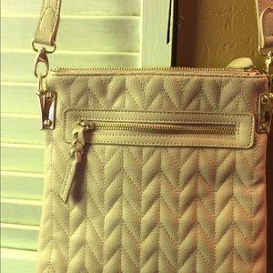 Handbags - Like new  3 compartment plus square shoulder bag