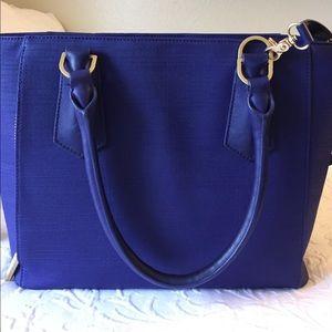 Dagne Dover Handbags - Danger Dover Mini Blue Tote