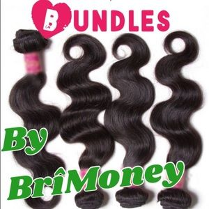 "18"" Brazilian Body Wave Bundles $73-$290"