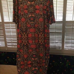 Lularoe Julia 2x dress