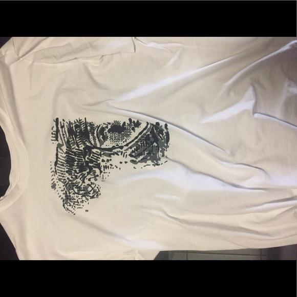 4bd2abaa Versace Shirts | Tshirt Girocollo Acquastampa | Poshmark