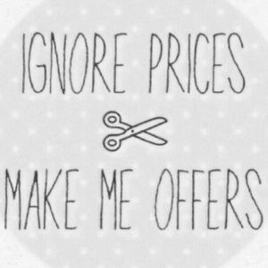 Other - Offer What You Like!!