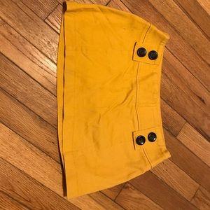 Mod Mini Skirt