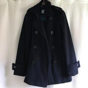 Jackets & Blazers - Navy Peacoat