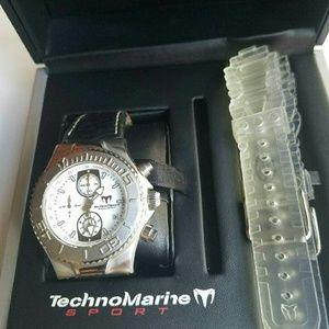 Technomarine Accessories - Technomarine sport watch model TMY05 man's watch