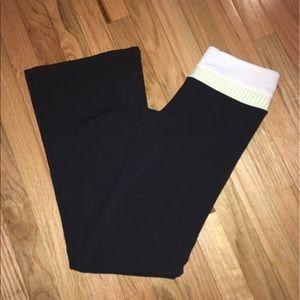 lululemon athletica Pants - Lululemon Reversible Groove Pants