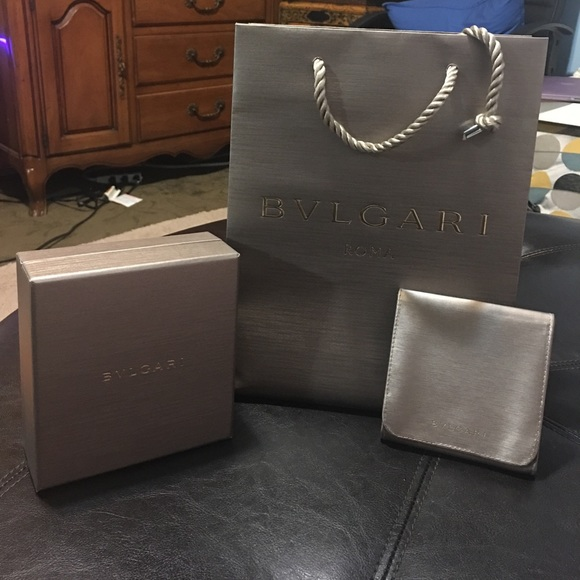 Bvlgari Roma Other Necklace Box Poshmark