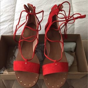 Madewell sandal