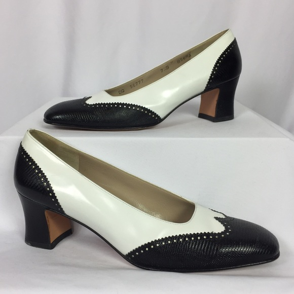 30982a96105 M 593437692599fe74d700a3cf. Other Shoes you may like. Salvatore Farragamo Black  pumps. Salvatore Farragamo Black pumps.  165  750. Salvatore Ferragamo Heels  ...