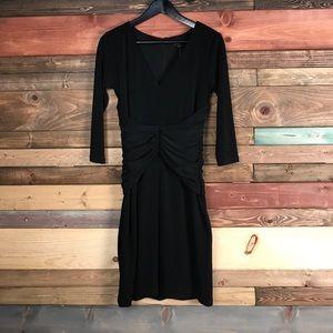 Ann Taylor Dresses & Skirts - Ann Taylor Black VNeck LBD NWT Size 4