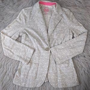 Authentic American Heritage Gray Soft Blazer