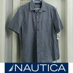 Nautica Other - NAUTICA men's casual button down