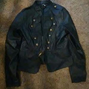 26 International Jackets & Blazers - Ashley 26 internationaljacket size xl fake leather