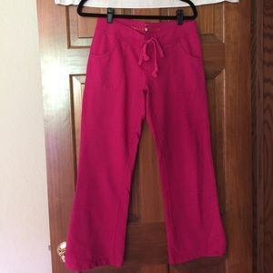 TWISTED HEART Pants - Twisted Heart pink sweatpants