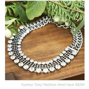 "Dylanlex Zoey"" necklace"